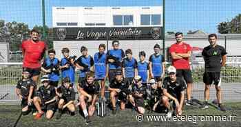 Les stages Foot academy du Vannes olympique club sont de retour - Le Télégramme