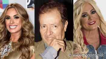 Cuando Rafael Inclán defendió a Sammy Pérez de Galilea Montijo y Roxana Castellanos - PorEsto