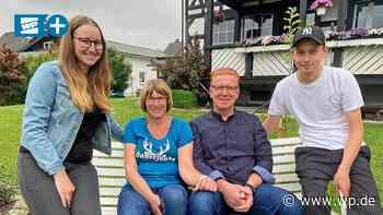 Olpe: Wie eine Familie, die gern feiert, Corona übersteht - Westfalenpost