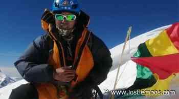 Ayaviri consigue escalar el nevado Broad Peak, una hazaña para el alpinismo nacional - Los Tiempos