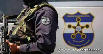 Pandilleros atacan a agentes STO en San Sebastián Salitrillo, Santa Ana - Solo Noticias