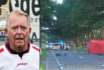 """Nöel (78) verongelukt tijdens fietstocht met vrienden: """"Een crème van een vent, nog erg sportief en altijd in voor een grapje"""""""