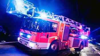 Baumhaus brennt in Bottrop aus: Polizei sucht Zeugen - Westdeutsche Allgemeine Zeitung