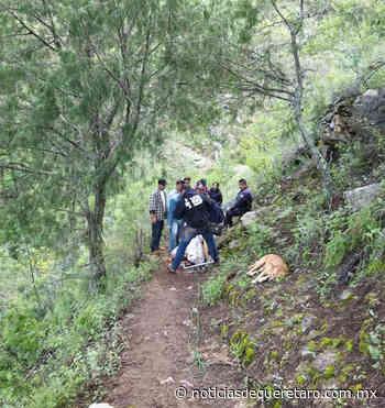 Mortal accidente en San Joaquín; mueren dos - Noticias de Querétaro