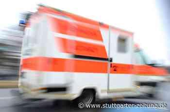 Unfall im Kreis Rastatt - Autofahrer stirbt nach Frontalkollision - zwei Verletzte - Stuttgarter Zeitung