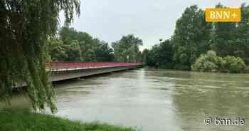 Meinung: Hochwassertouristen am Rhein bei Rastatt sind eine Gefahr - BNN - BNN - Badische Neueste Nachrichten