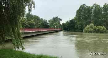 Feuerwehr gibt noch keine Hochwasser-Entwarnung für Rastatt - BNN - BNN - Badische Neueste Nachrichten