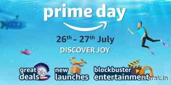 Prime Day Sale 2021: Top Offers, Best Deals On Smartphones Laptops, Electronics, Appliances - Trak.in