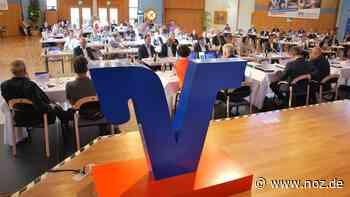Volksbank Bad Laer-Borgloh-Hilter-Melle übersteigt 600-Millionen-Marke - NOZ