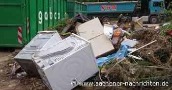 Nach Hochwasser: Sonderregelung bei Abfuhr in Roetgen - Aachener Nachrichten