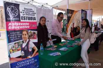 Cambiará de fecha la Feria de las Universidades en Soledad - Código San Luis