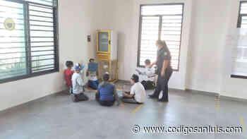 Organiza Soledad campamentos con temas de seguridad - Código San Luis