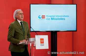La Comunidad de Madrid ampliará el Hospital público Universitario de Móstoles con una inversión de más de 22 millones de euros - Actualidad 21