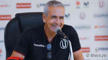 ¿Regresará? Gregorio Pérez habló de Universitario y mandó un mensaje a los hinchas - Libero.pe