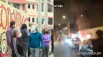 Surco: vecinos denuncian constantes enfrentamientos entre barristas de Alianza Lima y Universitario - LaRepública.pe