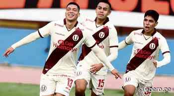 Universitario, anclado en sus jóvenes, sacó un empate ante Alianza 'Churre' - Crónica y goles - Libero.pe