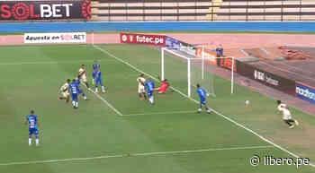 Universitario encontró el empate: Piero Quispe anotó el 2-2 de los cremas - Libero.pe