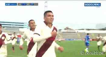 Universitario vs. Alianza Atlético: Gerson Barreto puso 1-0 a los merengues [VIDEO] - Diario Perú21