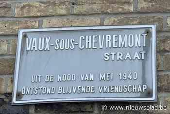 Ze schoten Waals dorpje al te hulp tijdens de Tweede Wereldoorlog, nu willen ze gemeente ook steunen na overstromingen - Het Nieuwsblad