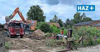 Burgwedel: Hofstelle Dombrowski am Strubuschweg in Thönse abgerissen - Hannoversche Allgemeine