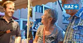 Burgwedel: Wein-Meile wird in diesem Jahr ein Weinfest - Hannoversche Allgemeine