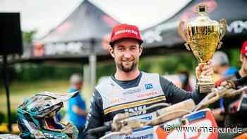 Motocross: Max Nagl siegt bei ADAC-MX-Masters in Tensfeld - Merkur Online