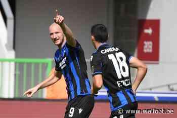 Michael Krmencik quitte définitivement le Club de Bruges - Walfoot.be