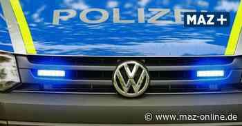 Einbrecher in Bad Belzig nehmen nur Mineralwasser mit - Märkische Allgemeine Zeitung