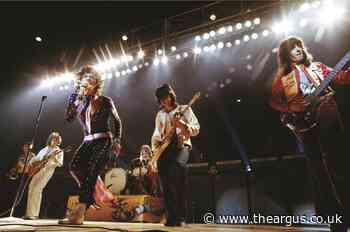 'How great if the Stones played Brighton Hippodrome again'