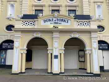 Social distancing rules kept at Brighton's Duke of York's
