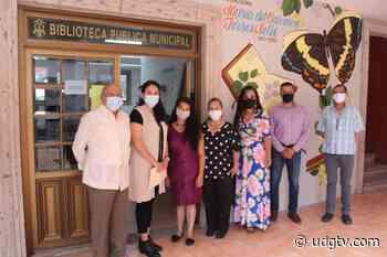 Conmemoran el 47 aniversario de Biblioteca Pública de Jamay - UDG TV