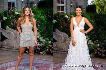 Bachelor Australia 2021 Buy Dresses Episode 1