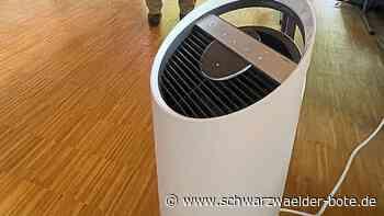 Schulen in Nagold - Hitzige Debatte um Luftreinigungsgeräte - Schwarzwälder Bote