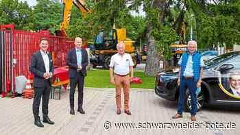 Haiterbach - Modernisierung des Staates geht nur mit Praktikern - Schwarzwälder Bote