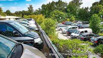 Knapp 5,6 Millionen Euro Kosten - Nagolder Klinik bekommt mehr Parkplätze - Schwarzwälder Bote