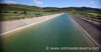 Peralta iluminará la mota del canal hasta Funes - Noticias de Navarra