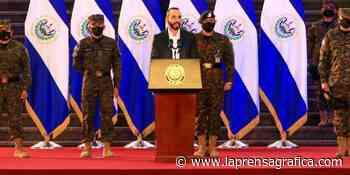 Bukele retoma disposiciones de gestión Funes al reforzar Plan Control Territorial con militares - La Prensa Grafica