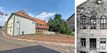 Alte Synagoge in Bad Segeberg wird aus Stahl wieder aufgebaut - Kieler Nachrichten