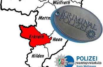 POL-ME: Motorrad und Motorroller aus Tiefgarage entwendet - Erkrath - 2107093 - Presseportal.de
