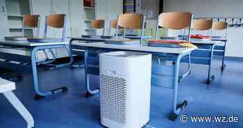 Erkrath: Grüne fordern Luftreinigungsgeräte für Kitas und Schulen - Westdeutsche Zeitung