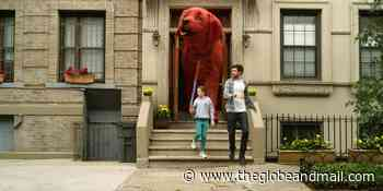 Toronto International Film Festival 2021: Films starring Amy Adams, Riz Ahmed and Clifford the Big Red Dog heading to TIFF - The Globe and Mail