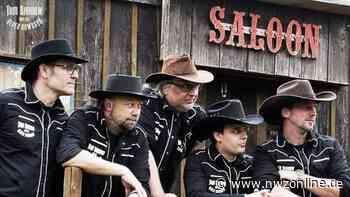 Marktplatzkonzerte in Edewecht: Countryband bringt eigene Songs mit - Nordwest-Zeitung