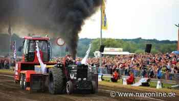 Event in Edewecht: Tractor Pulling wird erneut abgesagt - Nordwest-Zeitung