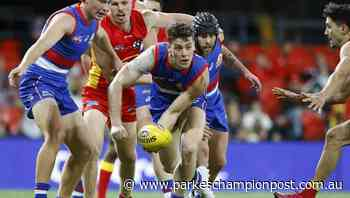 Josh Dunkley stunned by brush with COVID - Parkes Champion-Post