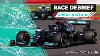 So erklärt Mercedes die Schäden am Hamilton-Auto