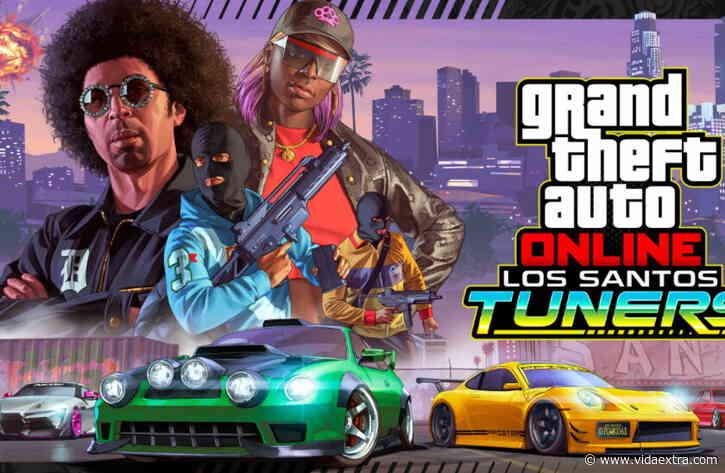 GTA Online: todos los bonus y descuentos del lanzamiento de Los Santos Tuners - Vida Extra
