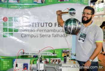 Campus Serra Talhada do IFSertãoPE oferece 35 vagaspara Licenciatura em Física - Blog do Didi Galvão