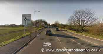 Woman robbed of BMW on A6 as she stopped in layby to read a text