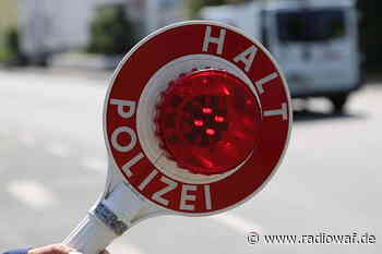 Pedelecfahrer aus Ennigerloh flüchtet vor Polizeikontrolle - Radio WAF