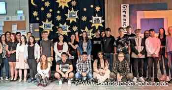 Schüler der Gemeinschaftsschule Marpingen freuen sich über HSA- und Mittleren Bildungsabschluss - Saarbrücker Zeitung